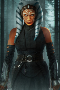 Ahsoka Tano In The Mandalorian Season 2