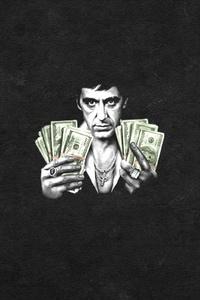 540x960 Al Pacino Scarface 4k