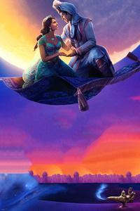 2160x3840 Aladdin 2019 4k Movie