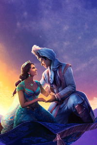 Aladdin 2019 Movie 4k