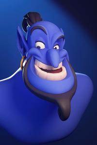 480x854 Aladdins Genie 5k