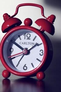 720x1280 Alaram Clock
