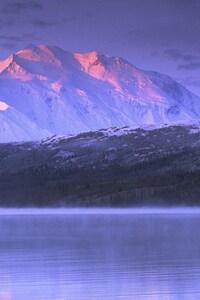 Alaska Landscape Mountains