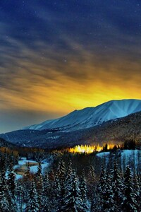 Alaska Winter Nights