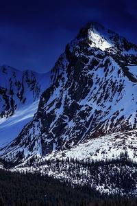750x1334 Alberta Jasper National Park 4k