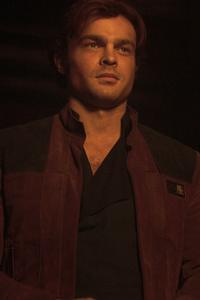 Alden Ehrenreich As Han Solo In Solo A Star Wars Story Movie