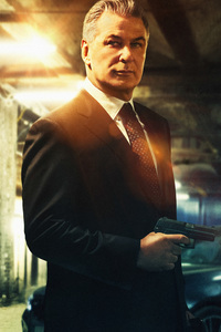 Alec Bladwin As Alan Hunley In Mission Impossible Fallout Movie