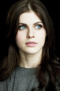 Alexandra Daddario Beautiful Eyes 4k