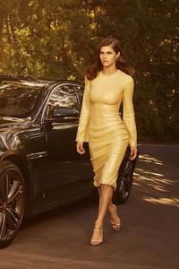 Alexandra Daddario Jaguar 2019