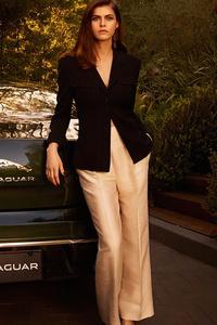 AlexandraDaddario Jaguar 2019 Photoshoot