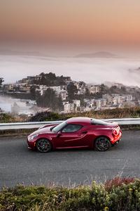 Alfa Romeo 4c 2017
