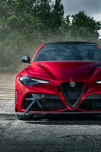 Alfa Romeo Giulia Gta 8k