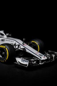 2160x3840 Alfa Romeo Sauber F1 F1 2018 4k