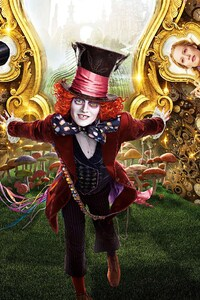 750x1334 Alice in Wonderland