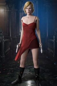 Alice Resident Evil 3 2020