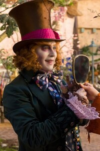 1080x2160 Alice Through The Looking Glass Movie