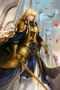 Alice Zuberg Sword Art Online 8k