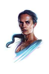 Alicia Vikander Lara Croft 4k