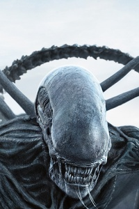 Alien In Alien Covenant