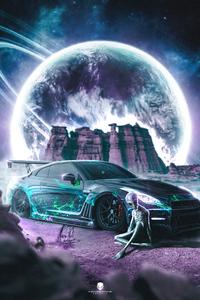 1440x2960 Alien Ride