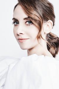 Alison Brie TheWrap Sundance Portrait