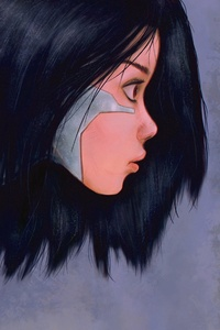 Alita Battle Angel 5k