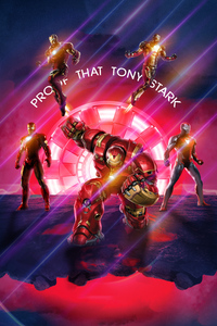 All Time Generation Iron Man