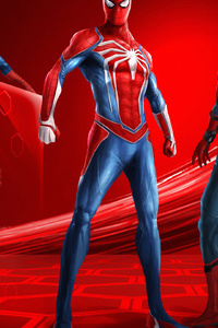All Verse Spiderman