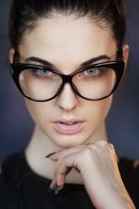 Alla Berger Glasses