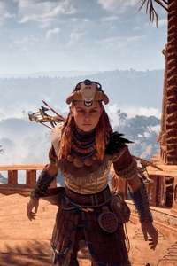 Aloy Horizon Zero Dawn