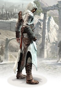 1080x1920 Altair In Assassins Creed