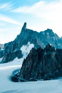Altitude Cold Landscape 5k