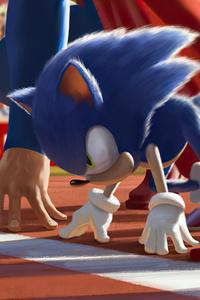 720x1280 Always Root For Hedgehog