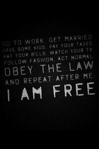 Am I Free Anonymus