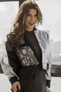 Amanda Cerny Smiling 2018