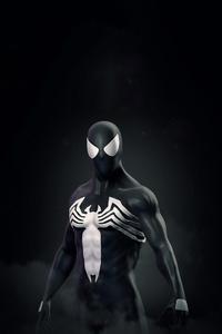 Amazing Spider Man Symbiote Suit