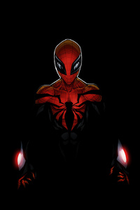 Amazing Spiderman Artwork 5k