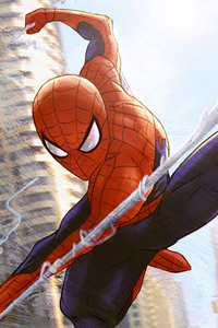 Amazing Spiderman Artwork New