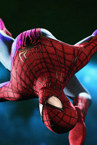Amazing Spiderman Digital Art