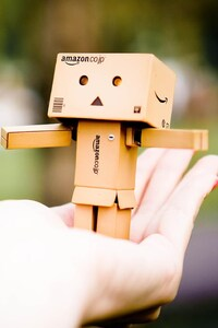 320x568 Amazon Danbo