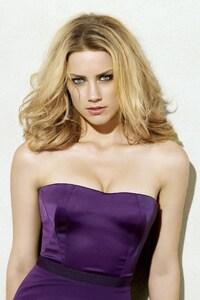 240x320 Amber Heard 4k