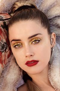 Amber Heard Allure 2017 Photoshoot