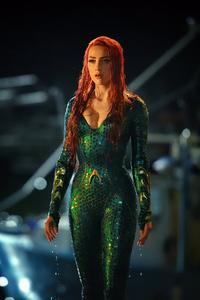 1440x2560 Amber Heard As Mera In Aquaman