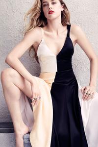 Amber Heard Elle 2018