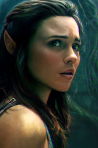 Amberle Elessedil The Shannara Chronicles