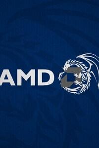 AMD Blue Dragon