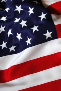 320x568 America Flag