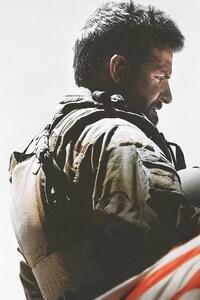 640x960 American Sniper Movie