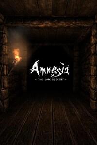 Amnesia Typography