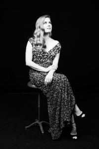 Amy Adams Black And White